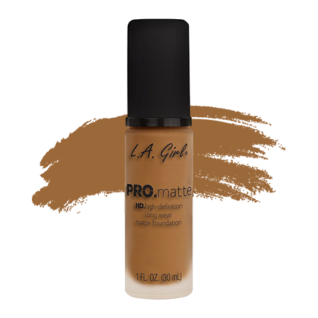 LA Girl Pro Matte Foundation - Warm Sienna