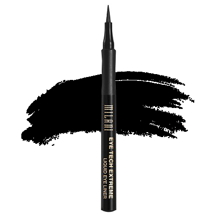 Milani Eye Tech Extreme Liquid Eye Liner - Blackest Black