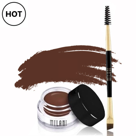 Milani Stay Put Brow Pomade - 03 Medium Brown