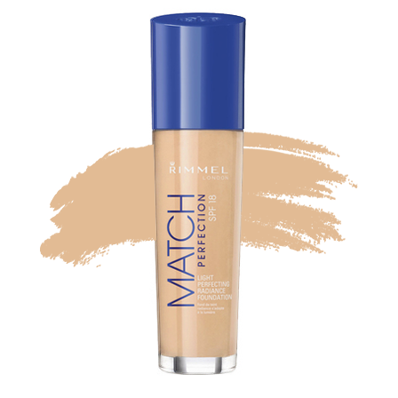 Rimmel Match Perfection Foundation - Light Nude