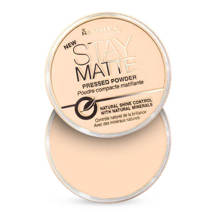 Rimmel Stay Matte Pressed Powder - PEACH GLOW