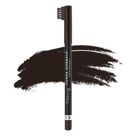 Rimmel Professional Eyebrow Pencil - Black Brown