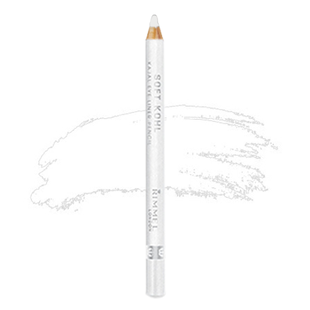 Rimmel Soft Kohl Kajal Pencil - Pure White