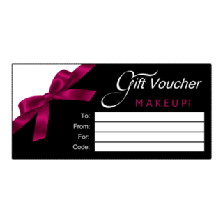 free beauty gift voucher template - makeup vouchers makeup vidalondon